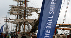 The Tall Ships Races 2011